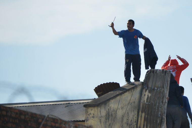 FOTO: Motín en Jujuy