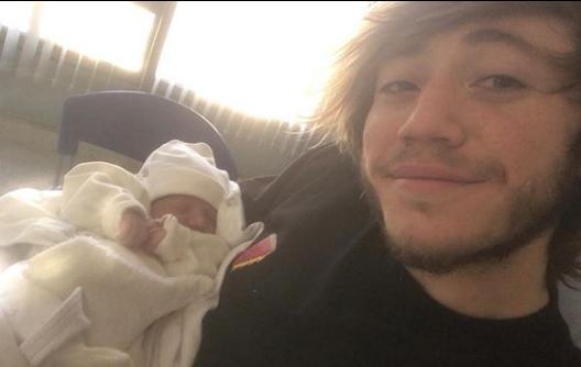 FOTO: Paulo Londra fue padre por primera vez hace dos meses.