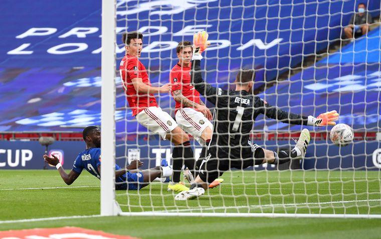 FOTO: El Chelsea jugará la final de la FA Cup contra el Arsenal.