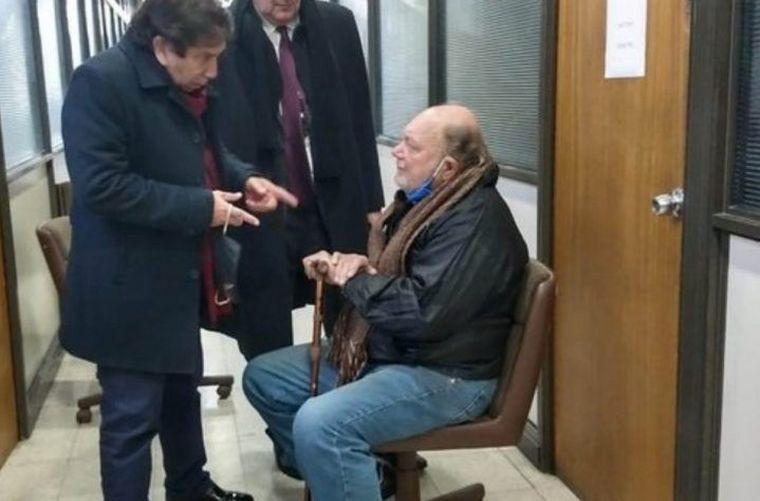 FOTO: Franco Moreyra, el ladrón que asaltó al jubilado y luego, murió.