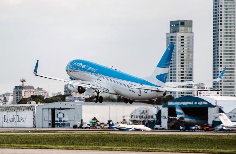 FOTO: El acuerdo habilita la continuidad del pago del 100% del salario de los tripulantes.