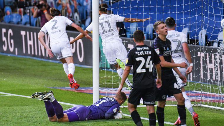 FOTO: El Leeds cerró su último partido con una victoria por 4-0.