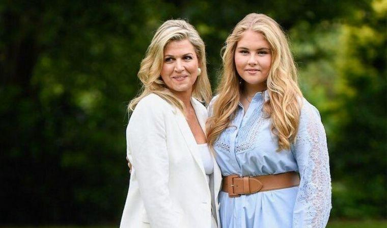 FOTO: Polémica por la tapa de la revista Caras sobre la hija de Máxima.
