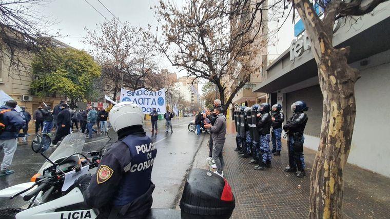 AUDIO: Aoita anunció protestas diarias hasta resolver el conflicto
