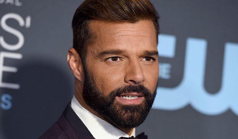 FOTO: Ricky Martin presentó este viernes Recuerdo.