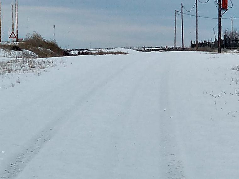 FOTO: Invierno en el sur