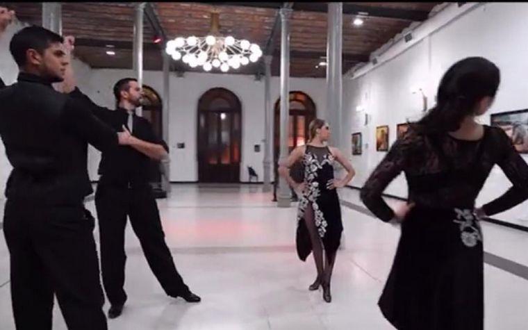 AUDIO: Festival de tango de La Falda 2020, primera noche.