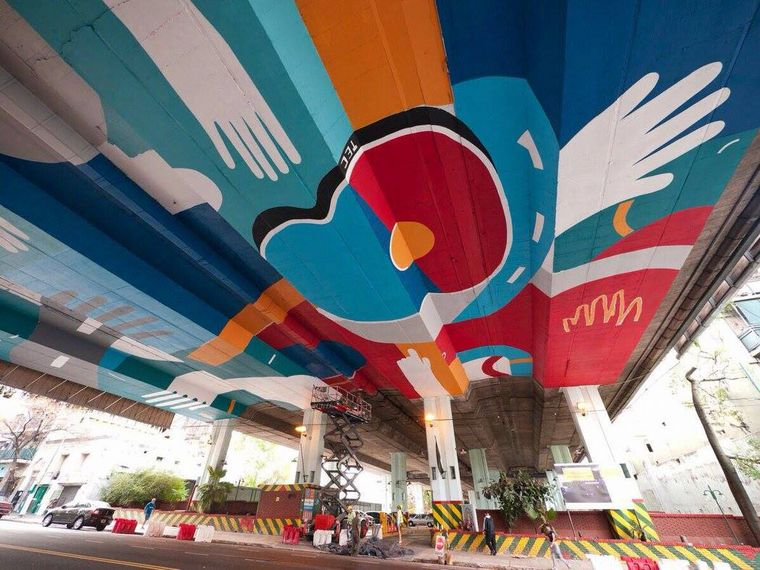 FOTO: Artista cordobés abre su muestra virtual desde Brasil.