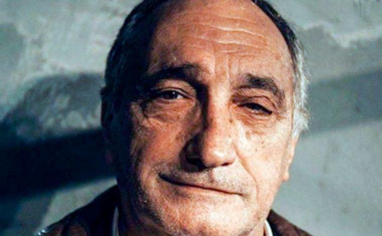 FOTO: A los 70 años murió Juan Carlos Ricci.