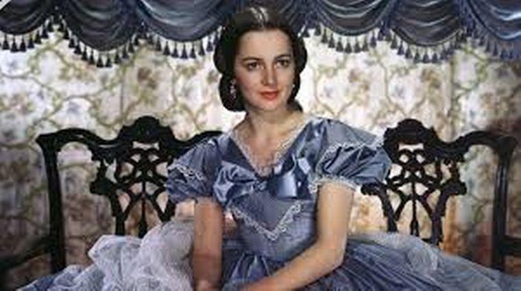 FOTO: Murió la actriz Olivia de Havilland.