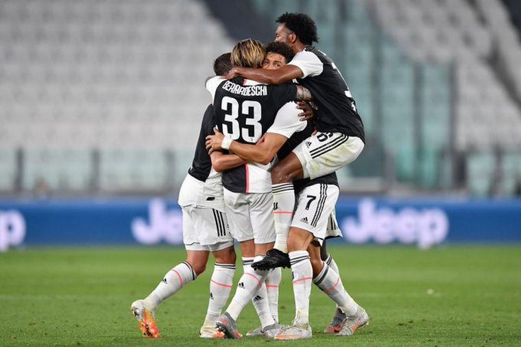 FOTO: Juventus logró su noveno título consecutivo a dos fechas del final (Foto: Juventus)