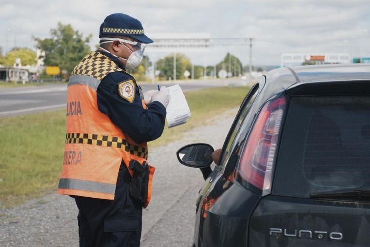 AUDIO: Más de 70 actas labradas en el primer día donde rigen multas por violar cuarentena