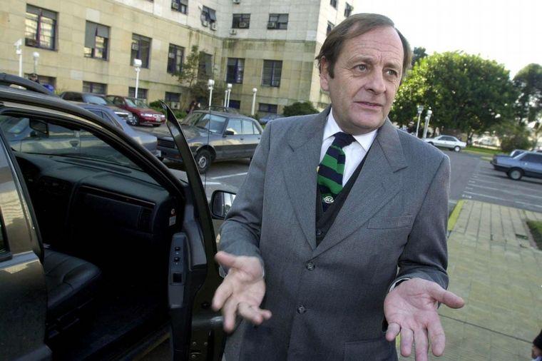 FOTO: Guillermo Dietrich, ex ministro de Transporte de la Nación.