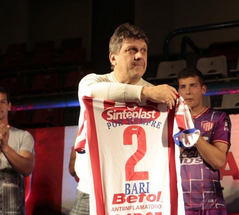 FOTO: Se cumplen cinco años de la muerte de Diego Barisone.