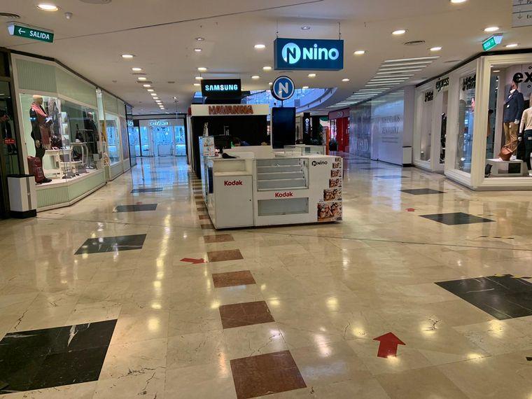 FOTO: Reabren los shopping en Mar del Plata