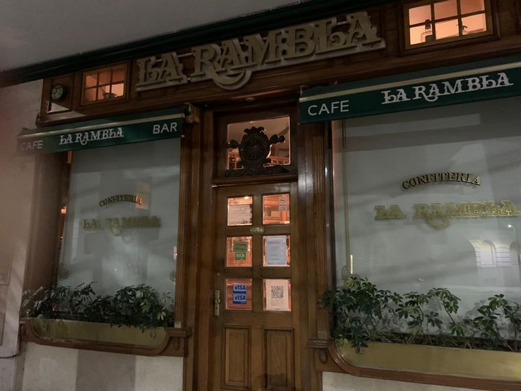 FOTO: La Rambla