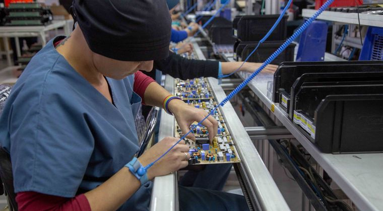 FOTO: El servicio de la consultora apunta principalmente a la industria manufacturera.