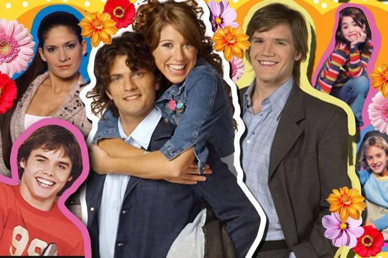 """FOTO: """"Floricienta"""" se emitió por Telefe entre 2004 y 2005."""