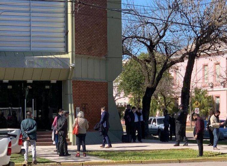 AUDIO: La Justicia Federal allanó la sede central de Vicentin