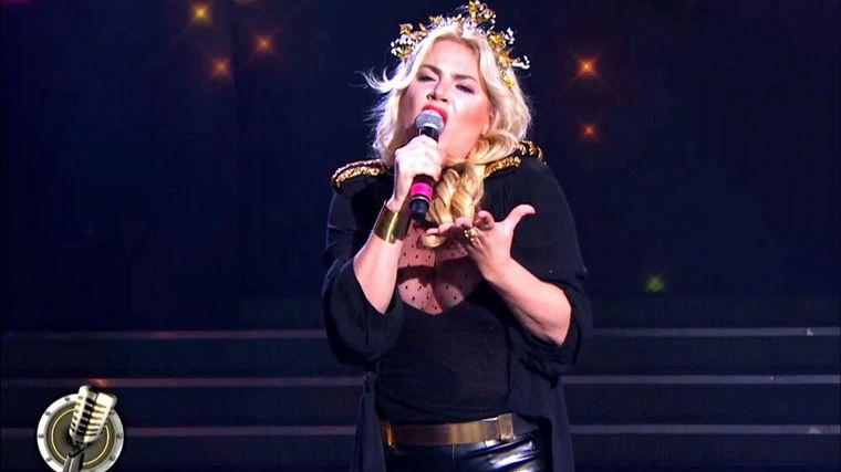 Esmeralda Mitre enfrentó a Nacha y se llevó el peor puntaje - Noticias - Cadena 3 Argentina