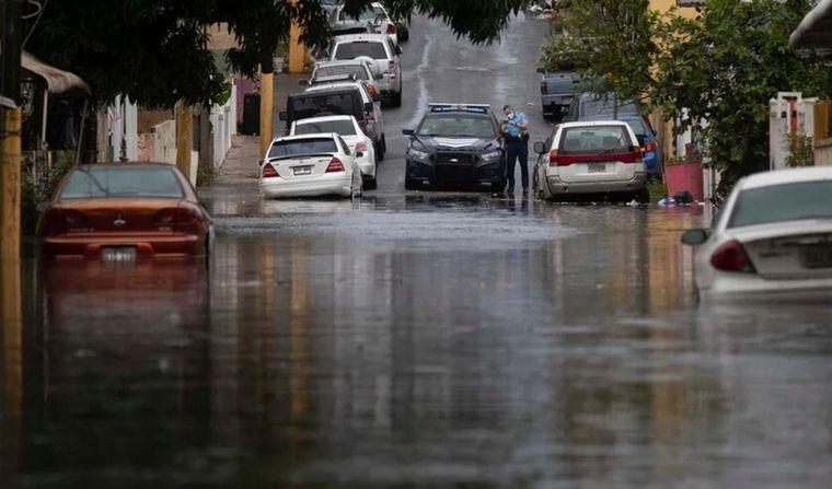 FOTO: Tormenta Isaías (Foto: elnuevodía.com)