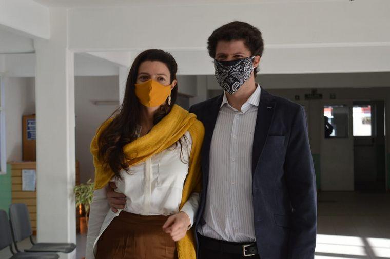 AUDIO: Volvieron los casamientos en Bariloche con estrictas medidas sanitarias