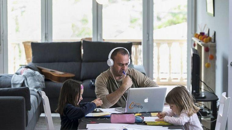 """FOTO: Pecci: """"Para muchas empresas puede ser un factor de ahorro acotar el espacio físico""""."""