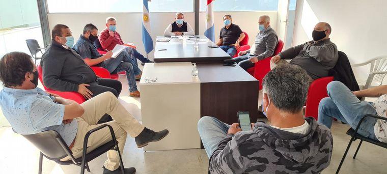 AUDIO: Río Ceballos solicitó un control 24 horas para evitar movimientos en Sierras Chicas.