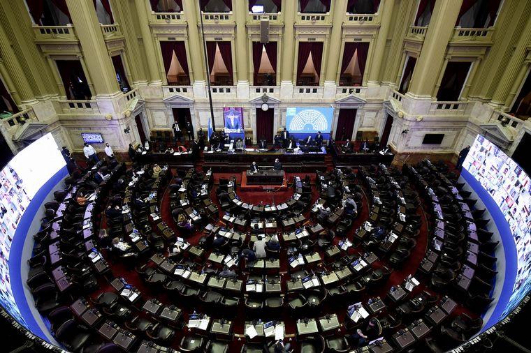 AUDIO: Acuerdo en Diputados: podrá haber sesiones presenciales para proyectos conflictivos