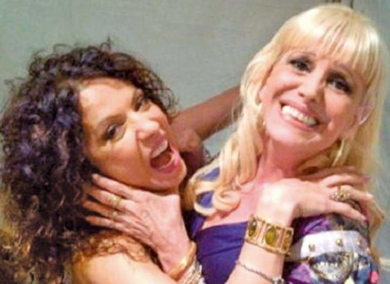 FOTO: Patricia Sosa hizo fuertes declaraciones sobre Valeria Lynch.