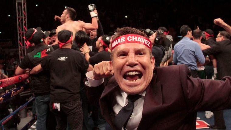 FOTO: Julio César Chávez volverá a pelear por una causa benéfica.