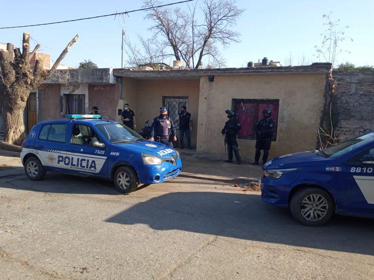 AUDIO: Tres detenidos por el ataque a un control policial en Yapeyú