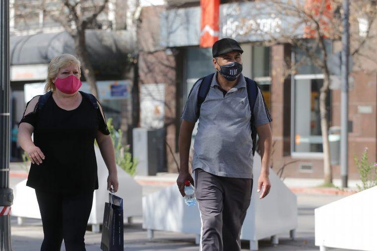 FOTO: Se registraron temperaturas inusuales para agosto en Córdoba