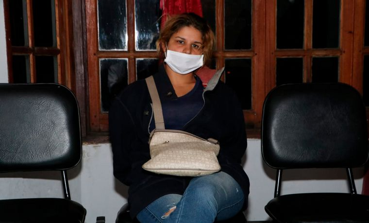 FOTO: Juliette Le Droumaguet Zapata, la niña paraguaya desaparecida