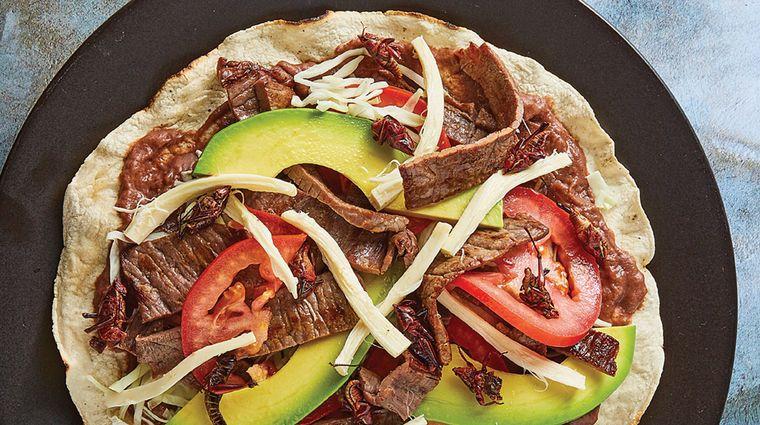 FOTO: El choripan salió tercero en la votación de la mejor comida callejera