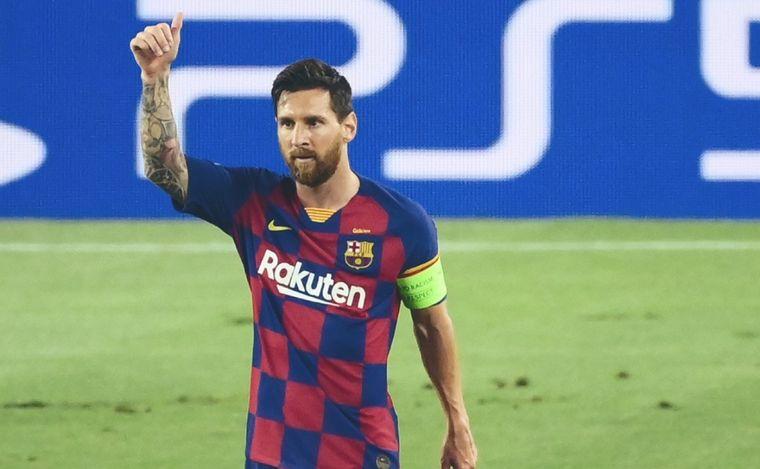 FOTO: Barcelona pasó a cuartos de final y enfrentará el Bayern Múnich.