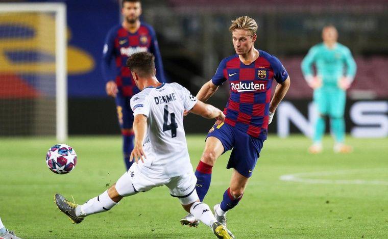 FOTO: Barcelona enfrentará al Bayern Múnich en cuartos de final.