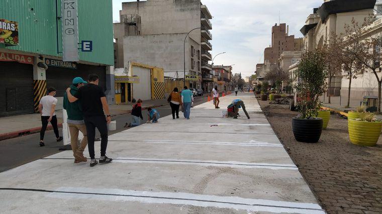 FOTO: Así quedó la zona del Mercado Norte.