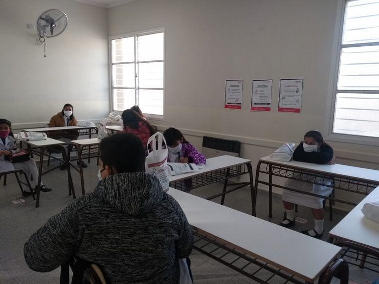 AUDIO: El entusiasmo por el regreso a las aulas en San Juan