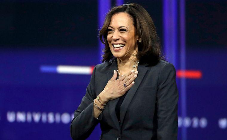 AUDIO: Biden eligió a Kamala Harris como su compañera de fórmula