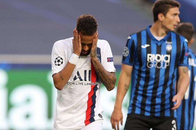 FOTO: PSG se lo dio vuelta a Atalanta