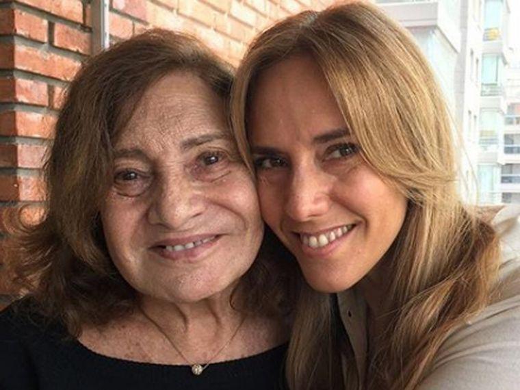 """FOTO: Berta Szpindler fue la esposa del humorista """"Tato Bores""""."""