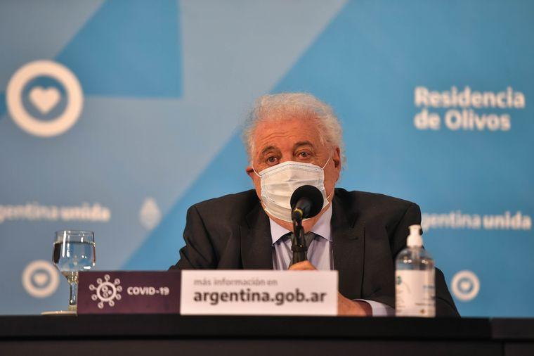 AUDIO: Alberto anunció que Argentina producirá la vacuna de Oxford