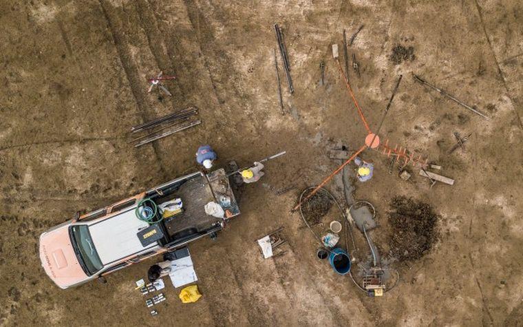 AUDIO: Hallan sedimentos de hasta 100 mil años en la laguna Setúbal