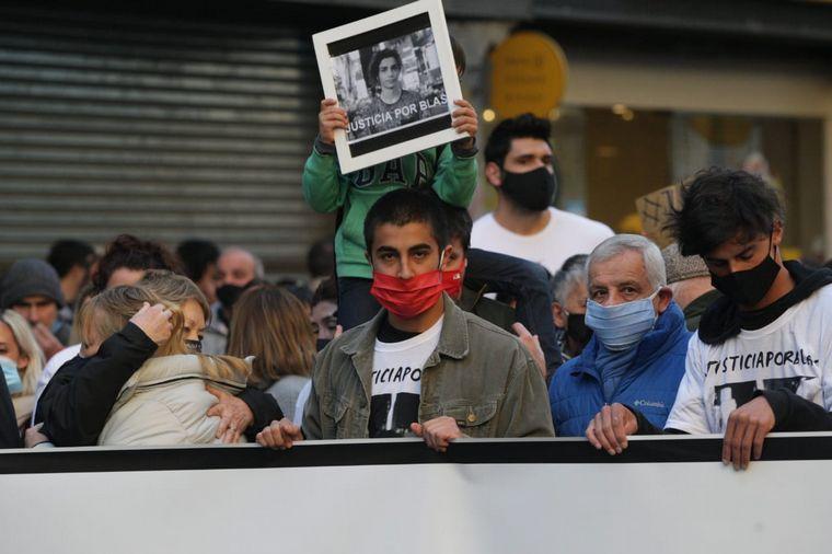 FOTO: Marcha en Córdoba para pedir justicia por Blas Correas.
