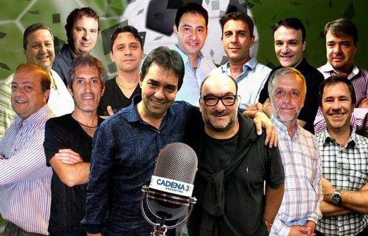 AUDIO: El sentido homenaje del equipo deportivo de Cadena 3 al