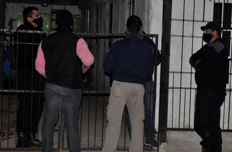 AUDIO: Mató a la madre de sus hijos y la enterró en la casa familiar en Las Toscas.