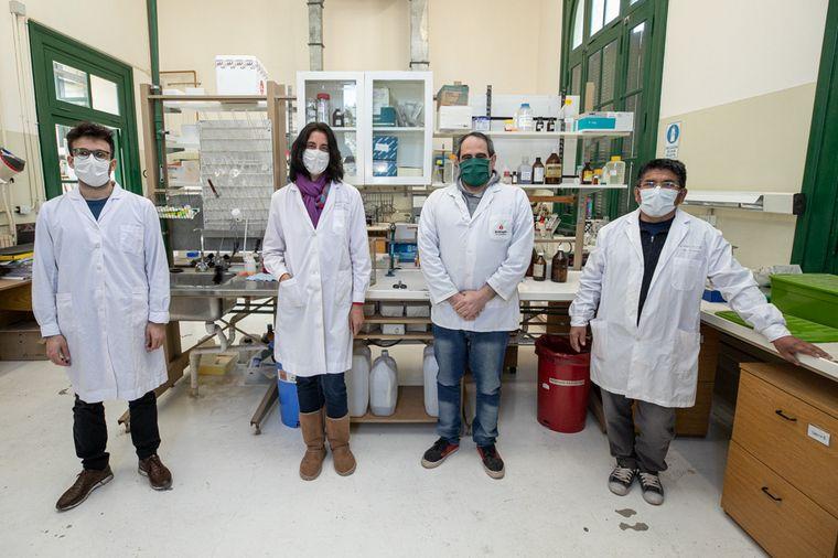 FOTO: El Ceprocor analizará hasta 470 tests diarios de Covid-19
