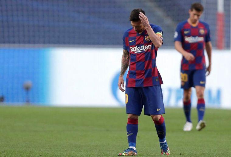 FOTO: Las polémicas palabras del mediocampista del Bayern Múnich sobre Messi (FOTO: TN)