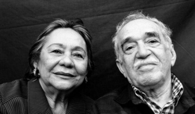 FOTO: A los 87 años, murió Mercedes Barcha, la mítica esposa de Gabriel García Márquez